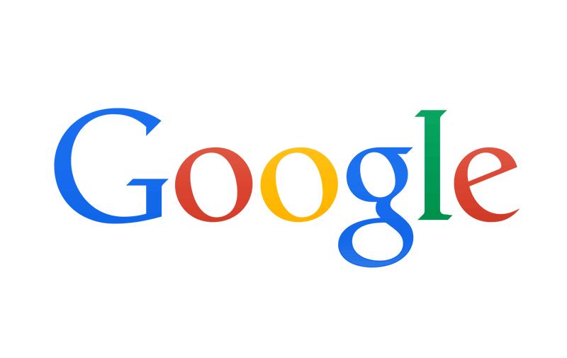 Logo Google 2013